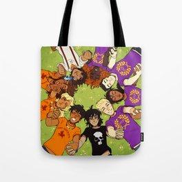 Olympus Heroes Tote Bag