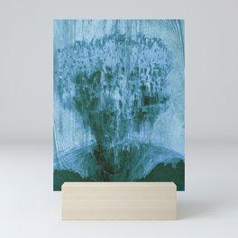 Acid Saliva (KZL Album Art Collaboration) Mini Art Print
