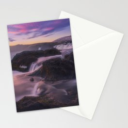 Low-key Point Of View Stationery Cards