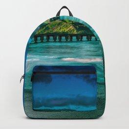 Hanalei Pier Backpack
