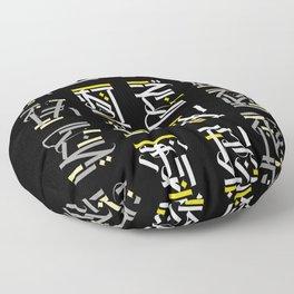 Luck/BadLuck Floor Pillow