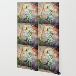 Campanula on the wild side Wallpaper