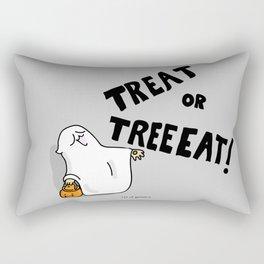 treat or treat! Rectangular Pillow