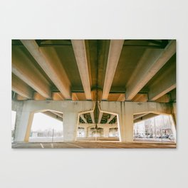 Min Underpass Canvas Print
