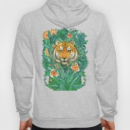 Tiger Tangle in Color Hoody
