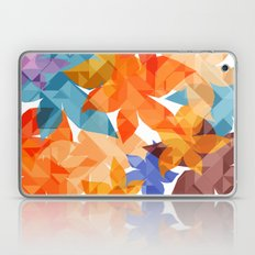 Geometric Floral II Laptop & iPad Skin