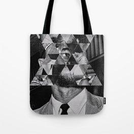 Malcolm x Tote Bag