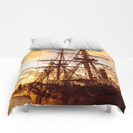 PIRATE SHIP :) Comforters