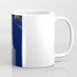 Jellyfish through the Sea Coffee Mug