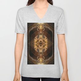 Celestial Shrine Unisex V-Neck