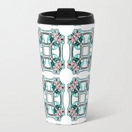 Smoke Design Travel Mug
