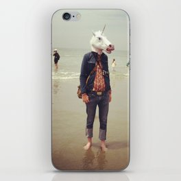 What do you know about time travel? iPhone Skin