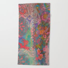 Tracy Porter / Poetic Wanderlust: Good Vibes Only Beach Towel