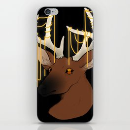 Ethereal chains iPhone Skin