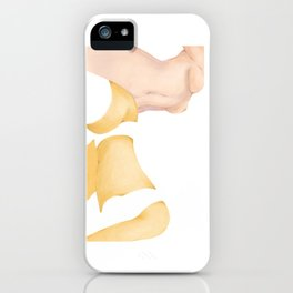 anti-prohibition love story iPhone Case