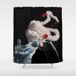 Gather Ye Rosebuds While Ye May Shower Curtain