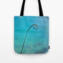 Curl of the Sea Tote Bag