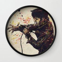 The King | Elvis Presley Wall Clock