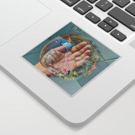 Aquarius&Pisces Sticker