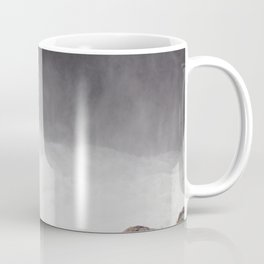 Mist Rising From the Rapids, Churning Water, Fast Moving River Coffee Mug