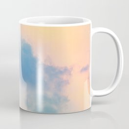 Unicorn Pastel Clouds #6 #decor #art #society6 Coffee Mug