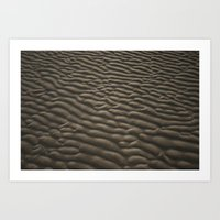 dune Art Prints featuring Dune by Two Tails, One Trail