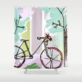 Memories Shower Curtain