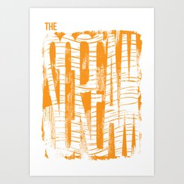 The Scream Art Print