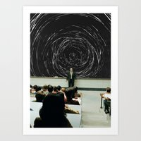 study Art Prints featuring study by Ashley Moye