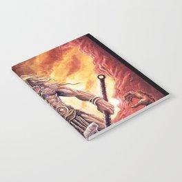 The Magic Warrior Notebook