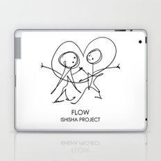 FLOW by ISHISHA PROJECT Laptop & iPad Skin