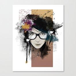 Sensacion Canvas Print