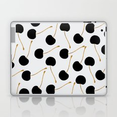 Black Cherries Laptop & iPad Skin