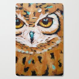 Hunter's Stare Cutting Board