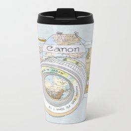 TRAVEL CAN0N Metal Travel Mug