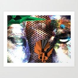 Yaaqceo Art Print