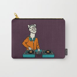 Flock of Gerrys Llama is my DJ Carry-All Pouch