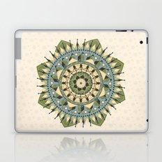Mandala of Giraffes Laptop & iPad Skin