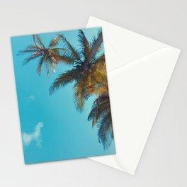 Palmeras Caribeñas Stationery Cards
