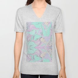 I like to day dream while I Yoga Unisex V-Neck