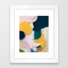 Michelle Framed Art Print