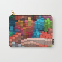 Uncertain by Nico Bielow Carry-All Pouch