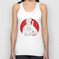 wizard Tank Tops featuring Wizard by Cody Barnhill