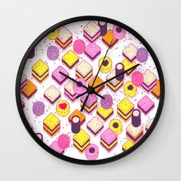 I Love All Sorts Wall Clock