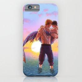 William and Theodore 21 iPhone Case