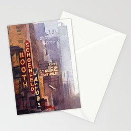 NYC - 45th Street Stationery Cards