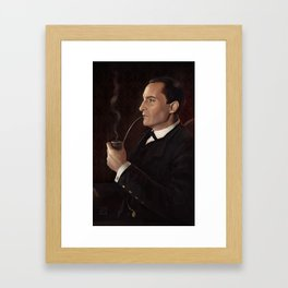 Introspective Framed Art Print