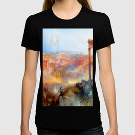 William Turner Modern Rome T-shirt