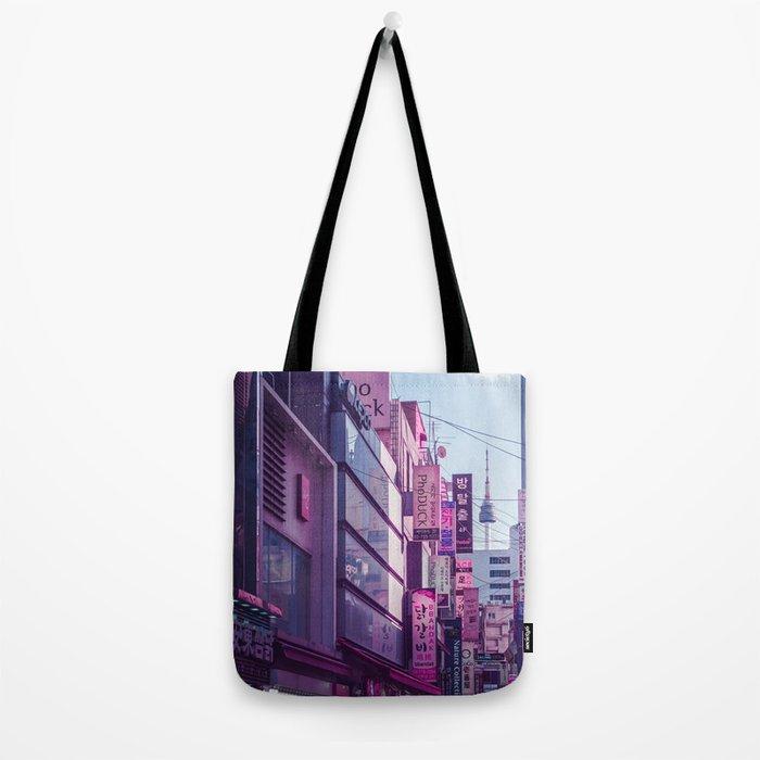 Seoul - Anime World Tote Bag