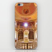 library iPhone & iPod Skins featuring Library by howardismycat